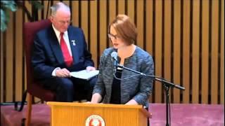 Prime Minister Julia Gillard Joan Child Funeral Speech