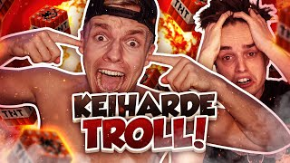 KEIHARDE TROLL! - Minecraft Survival #59