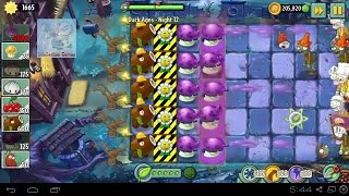 [Lived 08/04/14] Part 2 Save Our MariGold Plants vs zombies 2 Dark Ages