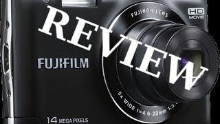 I Got a New Camera - Fujifilm Finepix JX520 Review/Test