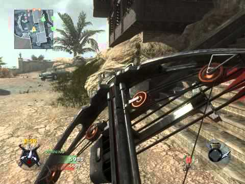 Black Ops: Crossbow kills