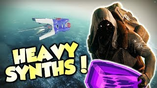 XUR BROUGHT HEAVY SYNTHS! (THEY ARE BACK!)