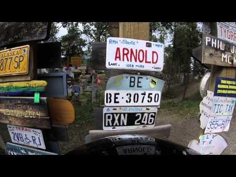 patente argentina en sign post