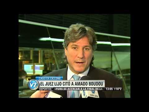 Visión 7 - Caso ex Ciccone: El juez Lijo citó a Amado Boudou