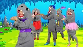 Baby Shark  Funny Song :)