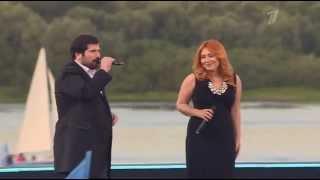 Шарип Умханов и Анастасия Спиридонова - Я люблю тебя до слез
