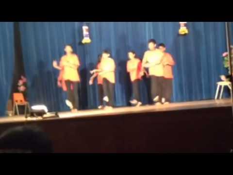 Tamil School Program Dance 2015