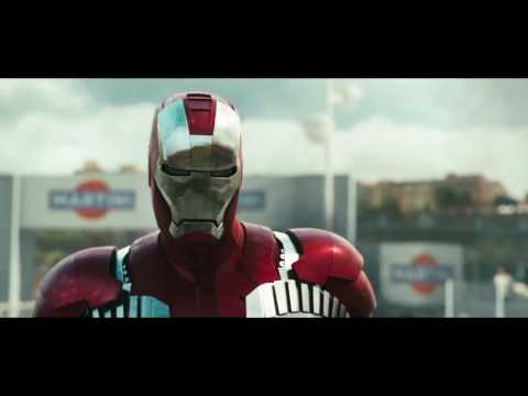 Iron Man 2  Trailer 2 Hd Hd video
