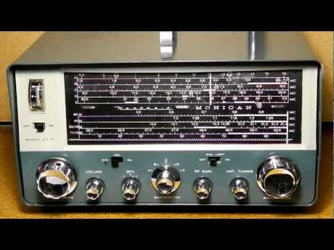 The Heathkit GC-1A Mohican Shortwave Receiver