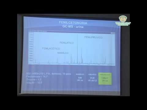 Palestra sobre Erros Inatos do Metabolismo