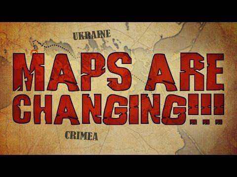 Ukraine Calls It Quits, Concedes Crimea