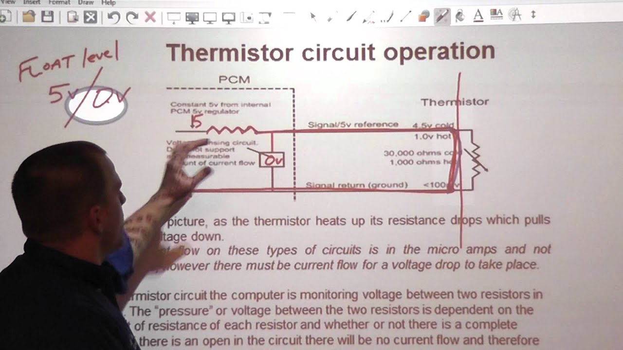 ford fuel sending unit wiring how to test a    fuel    gauge  thermistor circuit design  youtube  how to test a    fuel    gauge  thermistor circuit design  youtube