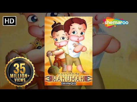 Return Of Hanuman ► Mythology Movie For Kids - Hindi video