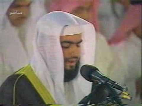 beautiful recitation by shaykh Yasser Al Failekawe