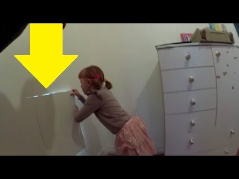 Little Girl Finds A Secret Room In Her House That Leads Into An Even Wilder Surprise thumbnail