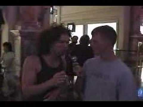 My Random Interview with Carrot Top