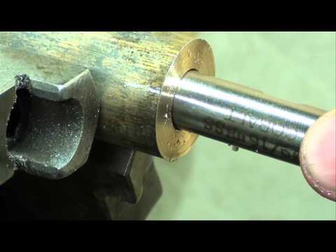 MACHINE SHOP TIPS #47 Lathe Project BEARING Pt 2 tubalcain