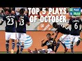 Fast & Fluid Top 5 Plays of October 2014