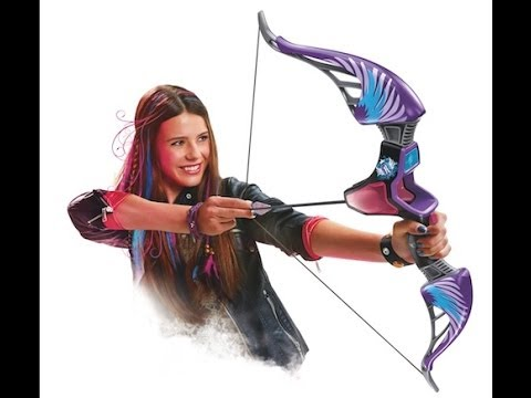 Nerf Rebelle Secrets and Spies Toy Line. Agent Bow. Rapid Red and More for 2014!