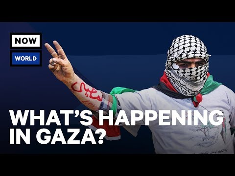 Why Are Palestinians Protesting In Gaza? | NowThis World MP3