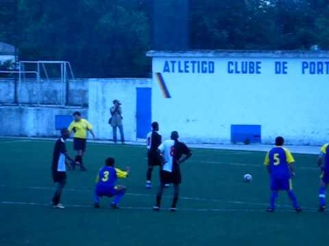 Penalty de Paulo Pina Alg�s ( UDRA NA HONRA )