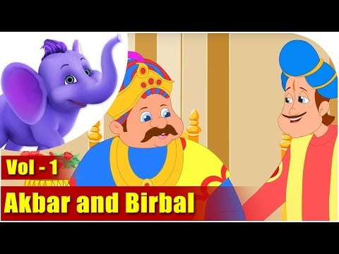 The Best Of Akbar And Birbal In Hindi - Animated Stories (vol - 1) video