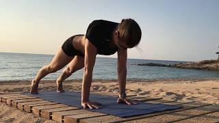 Йога челлендж для начинающих -День 7