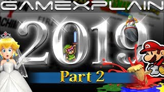 Nintendo in 2019 Discussion Part 2 - Switch Rumors & Predictions + 3DS, Mario Kart Tour, & More!