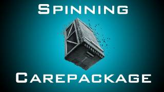 MW3 Spinning Carepackage