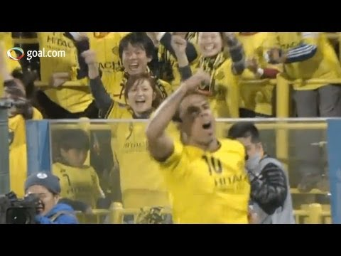 Kashiwa Reysol vs Central Coast Mariners - AFC Champions League highlights