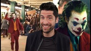 Joaquin Phoenix Joker - Subway Footage & New Pics (My Thoughts)