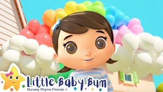 How to Say Thank You | +More Nursery Rhymes & Kids Songs | Song Compilation | Little Baby Bum