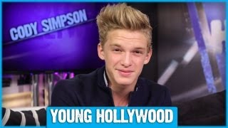 Cody Simpson on Touring with Bieber and Autobiography!