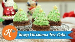 Resep Kue Pohon Natal | MEGA LESTARY