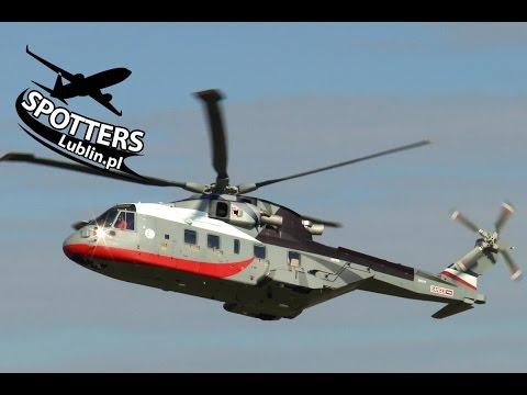 AgustaWestland AW101 Mk641 ZR339 Merlin