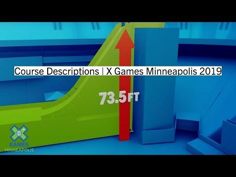 Course Descriptions | X Games Minneapolis 2019