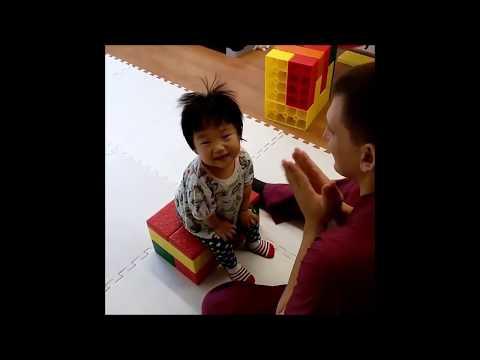 Реабилитация трехлетней Вики Хусаевой