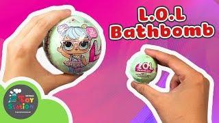 Banh sủi Bath Bomb L.O.L Surprise tí hon - ToyStation 115