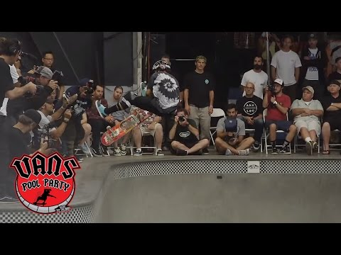 Vans Pool Party 2014 Highlights