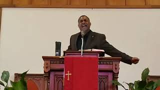 January 12, 2020 Live sermon from Martin Street Baptist Church by Dr. Shawn J. Singleton