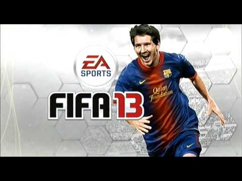 Opening to FIFA 13 UK PS3 Game