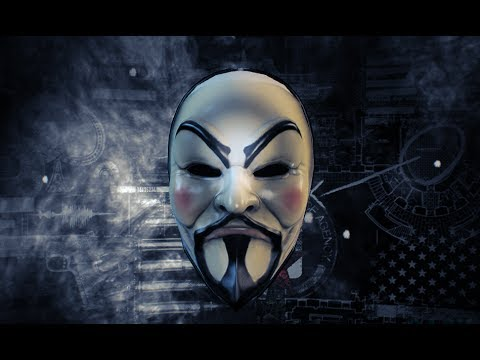 Payday 2: Mask Of The Day Episode 103- V For Vendetta - YouTube