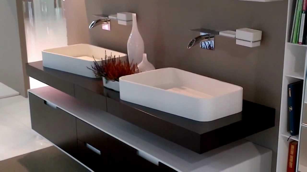 MOMA DESIGN @ CERSAIE 2011 - novità arredo bagno di design - YouTube