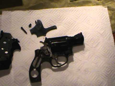 Taurus Model 94 .22LR revolver reliability review