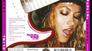 Watch Paulina Rubio Retrato video