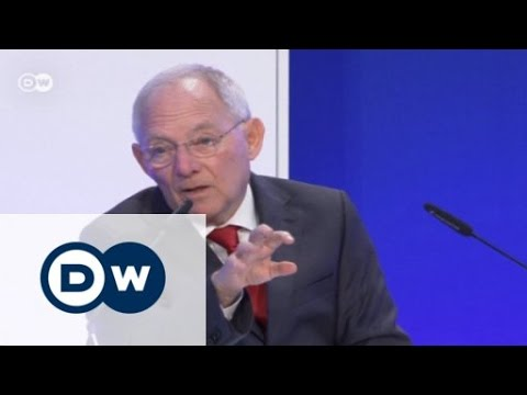 Greece's finance minister in Germany | Journal