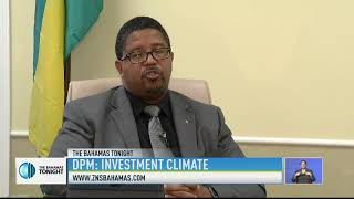 D.P.M TURNQUEST ON INVESTMENT CLIMATE IN THE BAHAMAS