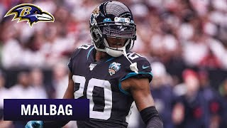 Debating a Trade for Jalen Ramsey | #RavensMailbag