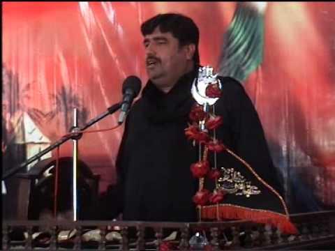 Zakir Amir Abbas Rabbani 2014   2nd Safar video