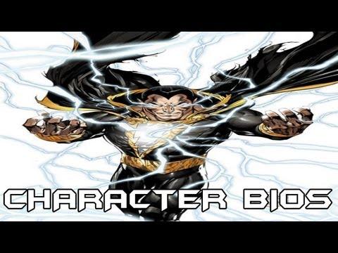 Character Bios: Black Adam (New 52)